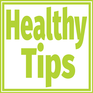 Healthy Tips Smaller
